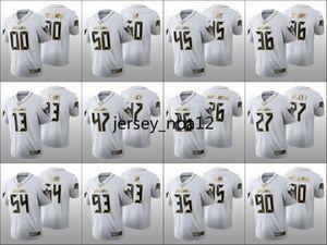 TampaBaianflBuccaneers Men # 13 Mike Evans Jersey della gioventù Donne 45 Devin Bianco 54 Lavonte David personalizzato