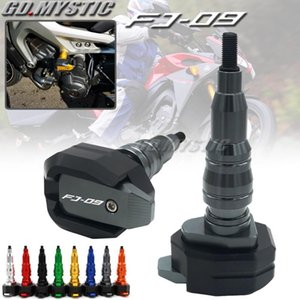Frame Sliders Crash Protector For MT-09 FZ-09 MT09 Tracer FJ-09 2020-2020 16 17 Motorcycle Accessories Falling Protection