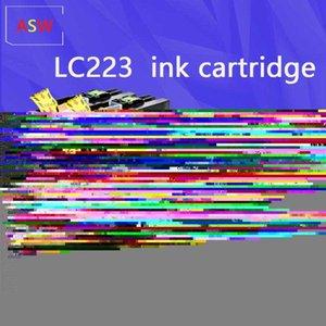 Compatível para Brother LC223 cartucho de tinta Para Brtoher -J562DW / J4120DW / MFC-J480DW / J680DW / J880DW / J4620DW / J5720DW / J5320DW