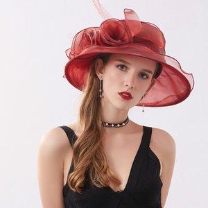 Summer Sunscreen Hat Women Flower Sun Protection Cap Lady Korean Version Foldable Wide Eaves Beach Cool Visor Caps H6553