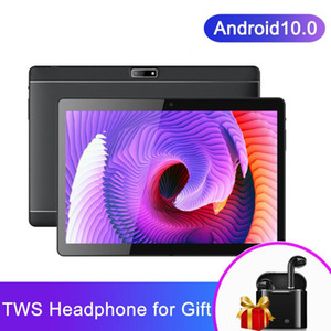 ZONKO 10.1 inch Tablet Android 10 3GB RAM 32GB ROM 3G Phone Call Tablet PC Quad Core Phablet WiFi GPS Dual SIM Card Tablets