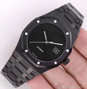 Jf 15400 Montre de luxe CAL.3120 41mm * 10mm relojes de diseño original de movimiento mecánico botón de plegado automático