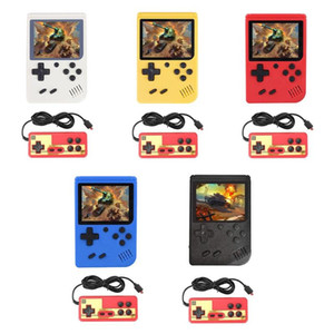 Portable Game Console Retro 500 in 1 Retro Handheld Game Console Portable Mini Gamepad Player with Controller