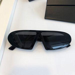 OBLIQUE signore di modo degli occhiali da sole cornice rettangolare stile all'avanguardia tendenza occhiali UV400 di alta qualità occhiali decorazione esterna con box