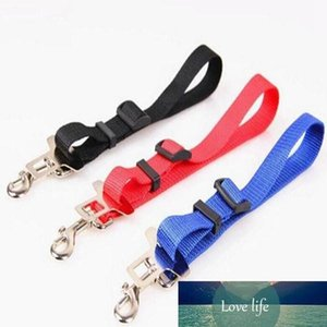 Cat Dog Car Safety Seat Belt Harness Adjustable Pet Puppy Pup Hound Vehicle Seatbelt Lead Leash for Dogs