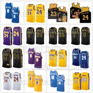 24 8 33 BRYANT Jersey Los Angeles LeBron James 23