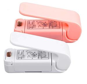 Mini Tragbare Tasche Resiker Mini Dichtungshandheld Hitzeversiegelung Lebensmittel Aufbewahrungstaschen Dichtung Werkzeuge Halten Lebensmittel Frisches Kunststoffdichtungszubehör LSK1180