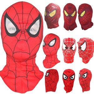 Halloween Spiderman Mask Deadpool Mask Adult Accessories for Kids Costume