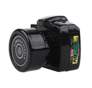 مصغرة كاميرا لاسلكية الفيديو 1080p تسجيل أغنية Y2000 كاميرا صغيرة DV DVR الأمن السري مربية السيارات الرياضية مايكرو كاميرا مع مايكروفون
