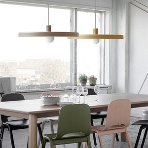 Modern Led Iron Pendant Lights Living Room Bedroom Restaurant Kitchen Fixtures Coffee Bar Decor Industrial Luminaire Lighting