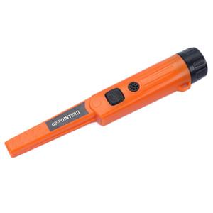 Portátil Sensibilidade Metal Detector IP66 impermeável Handheld metal ouro Tester Detector LED integrado luzes de posicionamento Bar