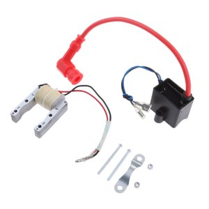 Magneto Coil & CDI Ignition Coil Universal Fit for 49CC-80CC 2-Stroke Engine