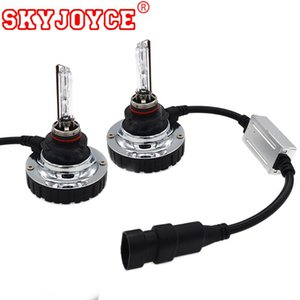 Plug and play Mini for all in one 9005 headlight high beam hid xenon kit 3 9005 4300K 5000K 6000K xenon hid kit 35W DIY