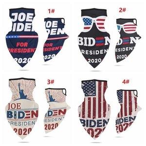 2020 Pendiente de la Nueva Cara Ciclismo Nosotros elección presidencial Biden Máscara deportes al aire libre a prueba de polvo protector solar bufanda Online