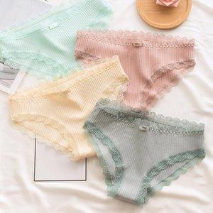Kadınlar Boyut L To 2XL için DİLERİZ Rahat Dantel Hollow Pantolon Seksi Temyiz Külot Nefes Dikişsiz Külot Thong İç Giyim