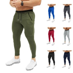 Workout Slim Fit With Pockets Men Sport Pants Tracksuit Fitness Male Joggers Men Joggers Pants Athletic Sweatpants Gym