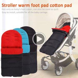 New Fuß Insulated Cover Universal verdickte Coon Maress Schlafsack für Kinderwagen Kinderwagen Großhandel