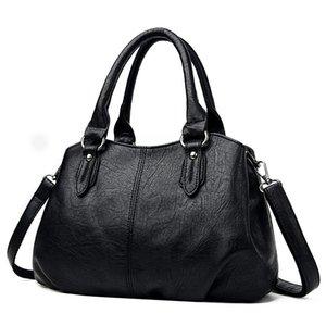 Leather Women Bag Handbags Shoulder Bags Women For Luxury Designer Bag Large Capacity Tote Bags Sac Ccfap