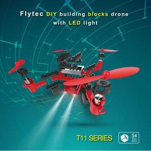 Quatro Controle Brinquedo RC Remoto Remoto UAV Bloco de Controle de Construção de Construção de Aviões Remoto Controle Remoto Aeronaves Edifício Aviões DIY Eixo Do Axis Usuário