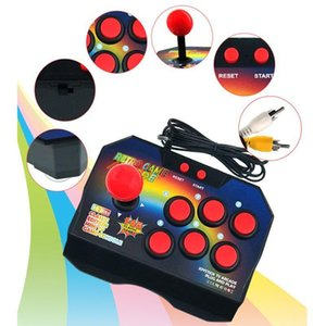 Retro Arcade Game Joystick Game Controller Av Plug Gamepad Console Can Store 145 Games For Tv Classic Edition Mini Tv Game Console