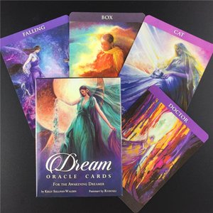 Playing Oracle Awakening Cards Selling Tarot For Game The Party 2020 Hot Cards Dream Cards For Dreamer NvJii beidiensport
