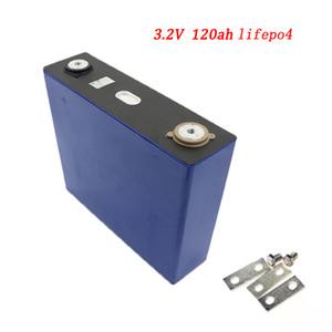 lifepo4 3.2V batteria al litio 120Ah litio ferro fosfato ciclo profondo per diy 24v accumulo di energia solare 12V 200Ah