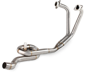 For R25 R3 MT-03 Full Exhaust System Link Mid Pipe Brand Stainless Steel 51mm for YZF R3 R25 MT-03 Slip on