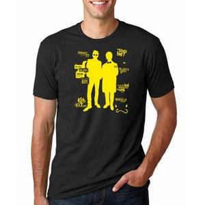 2020 Yeni varış erkek Yaz Stili moda Tişört Ineffable kocalar Günlük Tişört