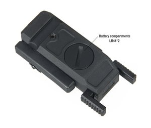 PPT New Arrival Tactical Red Laser Sight Laser Pointer Adjustable Windage and Elevation For Hunting Use CL20-0054