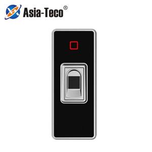 Распознавание отпечатков пальцев Устройство вывода Wiegand водонепроницаемый и пылезащитный для контроля доступа двери Система блокировки считывания отпечатков пальцев
