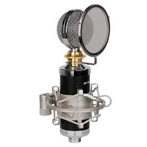 AK-680 Бутыль микрофон, сеть мобильного телефона National K Song Anchor Живая запись конденсаторный микрофон