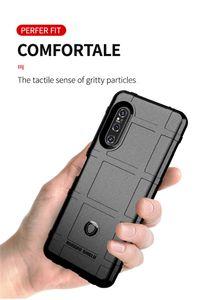 Для Sony Xperia 5 II Nokia 8,3 Xiaomi Mi 10 Pro редми Примечание 8Т Прочный щит Броня случаях ударопрочный сотовый телефон дела