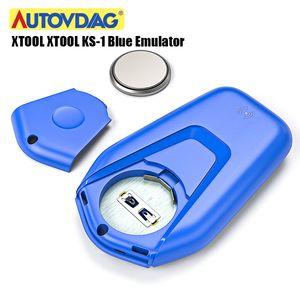 XTOOL KS-1 Blue emulador OBD2 Programer Fit For A-Yota llave inteligente Para PS90 X100 PAD2 PAD3 PAD Elite A80 H6All perdida Via KC100