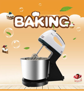 Blender Eggbeater Household Electric Mini Baking Automatic Beating Whipped Cream With Noodle And Batter 220V 150W 1.7L
