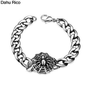 animal braccialetti bransoletki mens hombre man Charms dijes acciaio rvs voor stainless steel manilai algeri Dahu Rico bracelets