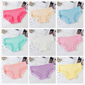 15 Color 2017 Hot Sexy Women Ladies Vibrating Underwear Panties Girls panty Women Sexy Lingerie Pure Cotton Lingerie Mix Color