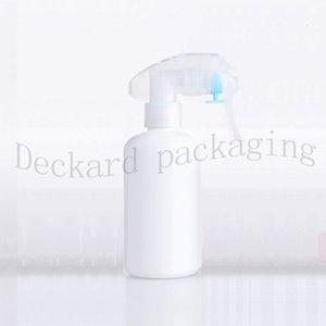 10pcs 250ml Fine Mist Trigger Spruzzatore Bottiglia Contenitore per cosmetici, Detergenti domestici, Bagno in vetro per uso domestico Prodotti
