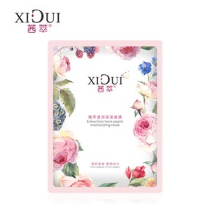 10 Pieces Time Radiance Mask Rejuvenation Firming Hydrating Silk Mask Moisturizing Oil-control Anti-Aging Whitening