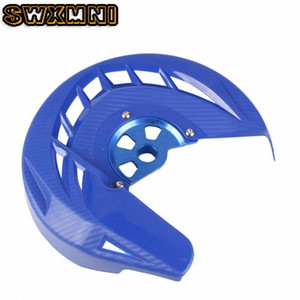 Front Brake Disc Guard Cover For YZ WR YZF WRF 125 250 450 YZ125 YZ250 YZ125X YZ250X YZ250F YZ450F WR250F WR450F 06 2020 Wholesale Atv 9lHK#