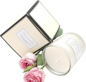 Multi sabores y velas de aromaterapia ayudando a aromaterapia natural Villa de cristal Zumalong aromaterapia vela SQCDCS PeluqueríaShop