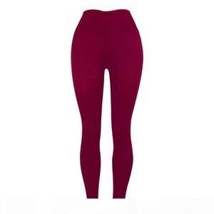 2020 Women seamless leggings Sexy Yoga Pant lu Sweat Releasing Stylist Cost effectiv Skinny Slim High Waist Fitness Ladies Plus- Size Pants