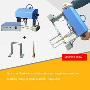 Metal Engraving Machine Dot Marking Machine Vin Number Printer Dot Peen Marker