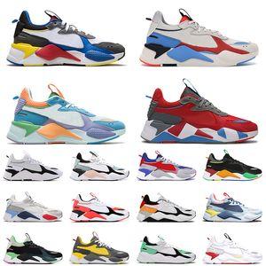 2021 Новое поступление Открытый RS X Спортивная обувь Мужские Женщины Трофейная Игрушка Optimus Prime Sankuanz Revenvent Rs-X Яркие Персиковые Тренеры Кроссовки 36-45