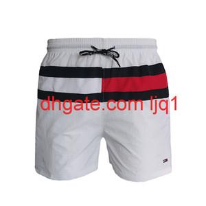 Sports et loisirs Shorts Men's Jeunesse Summer Loose and respirante Trend Running Fitness Beach Spring chaud Séchage rapide Séchage rapide Trunks