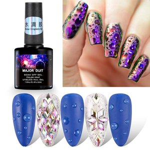 12ML Nail Gel Water Drops Gel Nail Polish DIY Varnish Manicure Decorative Art Accessories Adhesive Glue TSLM2