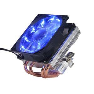4 Heatpipes CPU Cooler 3Pin PWM LED 90mm Cooling Fan Radiator Heatsink for LGA 1150 1151 1155 1156 for AMD Blu Ray