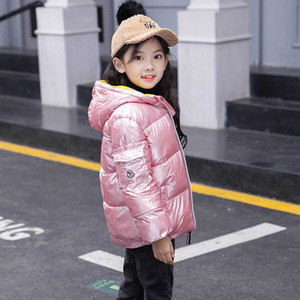 07fC High Quality 2020 Designer Monclair Kids Parkas Jackets Winter Coats Warm Down Fashion Casual Jacket Outdoor Puffer Ladies Cloth
