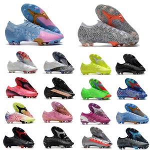 Hommes Mercurial Elite FG 13 CR7 Ronaldo Neymar NJR Mode Dream Speak Speak Football Beaux Chaussures Taille 39-45