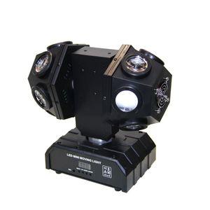 Precio de fábrica LED Doble Brazo Moviendo cabeza Luz de barra Lámpara láser KTV Flash Flash Iluminación al por mayor Movimiento de iluminación para espectáculos Evento
