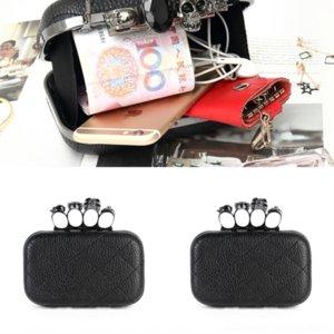 hjW a4 multi Women's presentation wallet envelope long fold handbag fashion